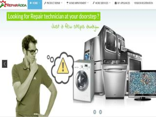 Repair Adda Home Repair and Services in Gurgaon