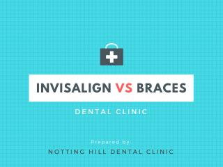 What is Invisalign - Comparison Between Invisalign and Braces