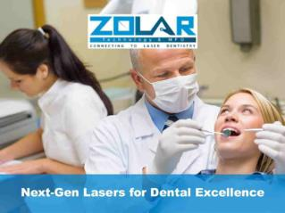 Zolar Dental Laser Technology – Soft Tissue Diode Laser