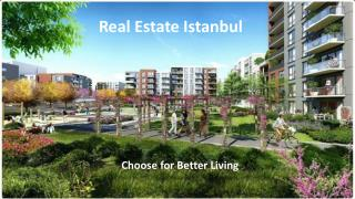 Real Estate Istanbul – For Bright Tomorrow