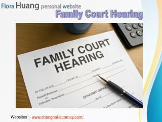 Hire Experience Divorce Lawyer in China