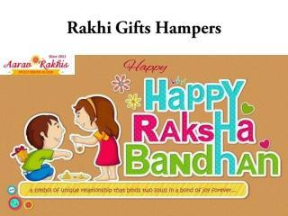 Rakhi Gifts Hampers Online