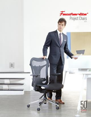 Project Chairs Catalogues Featherlite Furniture