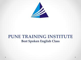 Best Spoken English Classes in Pune | Best English Speaking Classes in pune | Pune Training Institute