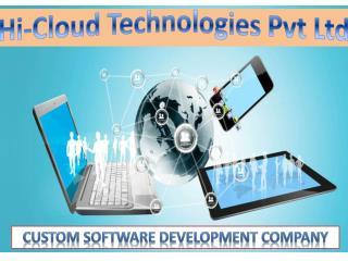 HI Cloud Technologies Mobile Application Development