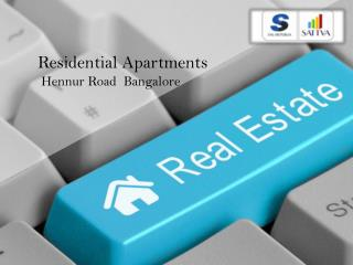 Salarpuria east crest Wonderful Apartments in Bangalore