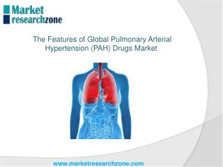 The Features of Global Pulmonary Arterial Hypertension (PAH) Drugs Market