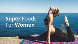 Super foods for women