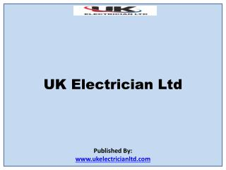 Certified Electrician in London