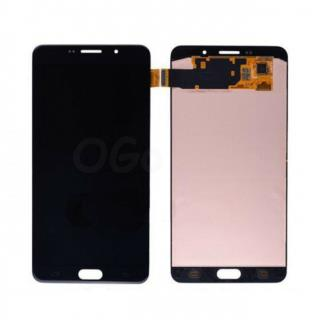 For Samsung Galaxy A9 (2016) A9100 LCD & Digitizer Touch Screen Assembly Replacement - Black