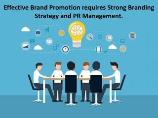 An Effective Planning always wins the race - Best PR Agency