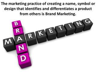 Innovative Brand Strategy are the best way to market a Business - Top PR Agency