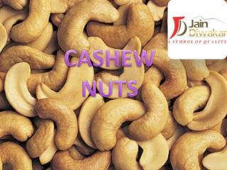 Cashew Manufacturers