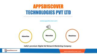 AppsDiscover Technologies Pvt Ltd