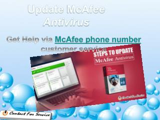 4 Handy Steps to Update McAfee Antivirus