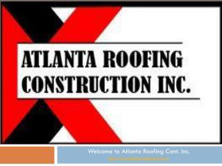 Atlanta Roofing Companies