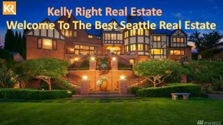 Best Seattle Real Estate - Kelly Right Real Estate