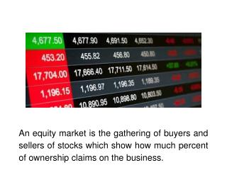 Leading company of USA | equities