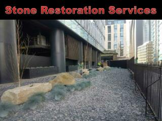 stone restoration services