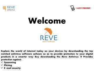 Try the Best Reve's Antivirus Free Trial To Secure Your Devices
