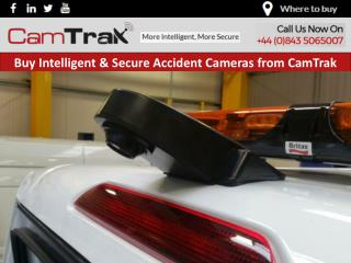 Buy Intelligent & Secure Accident Cameras from CamTrak