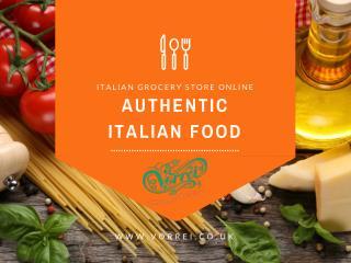 Italian Foods | Italian Grocery Store Online