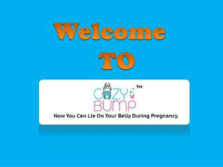 Lower Back Pain During Pregnancy:Cozybump