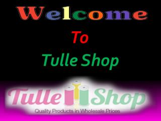 Order Premium Quality Organza Bags & Ribbons at Wholesale Prices