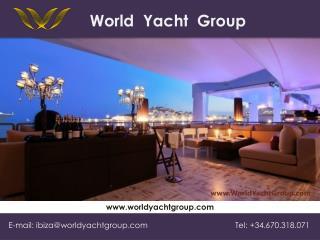 Luxury Yacht Charter in Ibiza