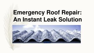 Asbestos Emergency Repair Cairns