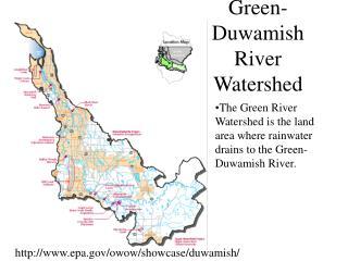 Green- Duwamish  River  Watershed