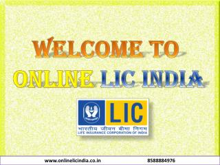 Best LIC policy for 5 years with tax saving