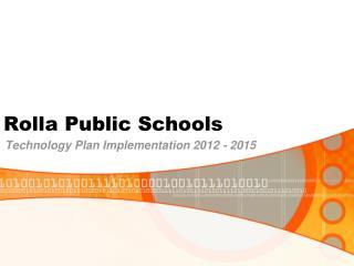 Rolla Public Schools