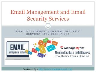 Email Security Services Providers in Buffalo, NY, US