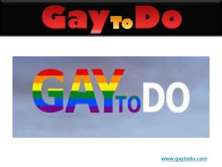 Gay Ireland-Gay to do