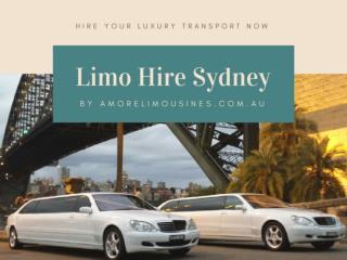 Limo Hire Sydney
