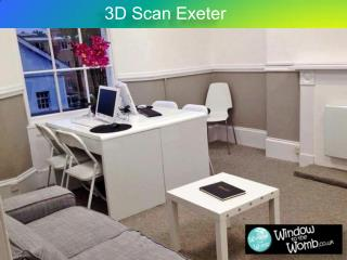 3D Scan Exeter