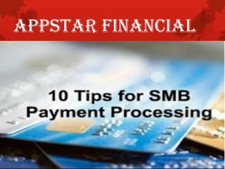 Appstar Financial - Payment Processing Tips for Online Merchants