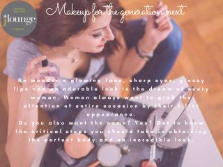 Key Points in Makeup For Better Result