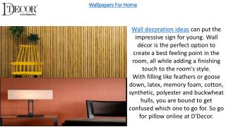 Home Furnishings Ideas Online