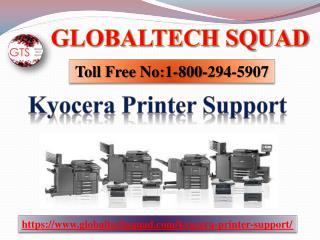 Kyocera Printer Support | Call 1-800-294-5907