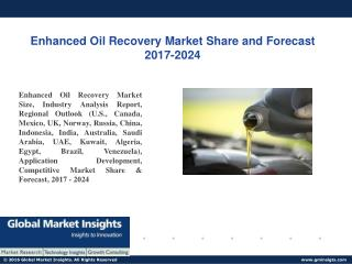 PPT for Enhanced Oil Recovery Market