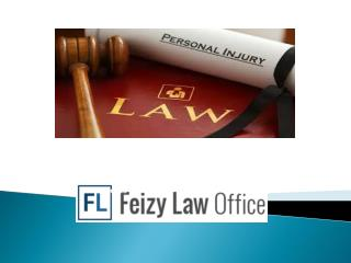 Personal Injury Law Firm in Dallas - Feizylaw.com