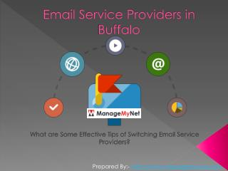 What are Some Effective Tips of Switching Email Service Providers?