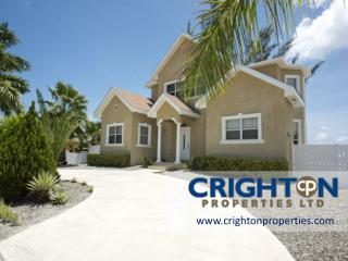 A Bespoke Real estate Company in the Cayman Islands.