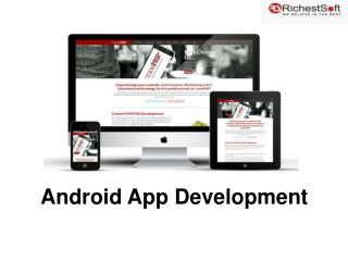RichestSoft offers the Best ios app developers in India