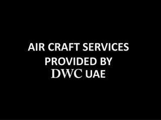 AIR CRAFT SERVICES