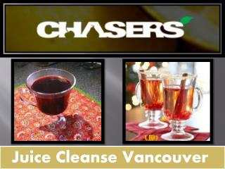 Fresh Juice Wholesale Vancouver | Juice Companies Vancouver