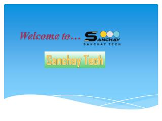 Sanchay Tech: Web Designing & Digital Marketing Agency in Delhi