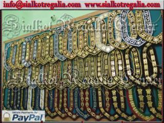 Masonic Past Master Silver Chain collar